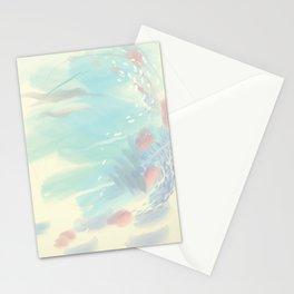 Cloudy Mindscape Stationery Cards