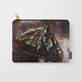 Real Horse Power Carry-All Pouch