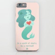 Be A Mermaid! Slim Case iPhone 6s