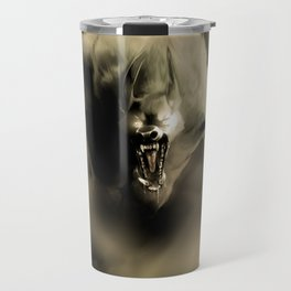 The Big Bad Wolf Travel Mug