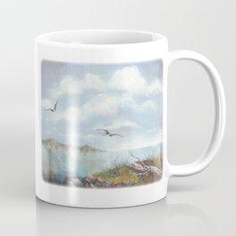 Bowers Beach Delaware Coffee Mug