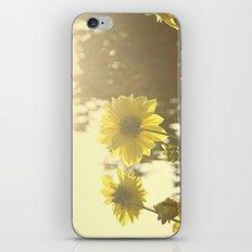 Yellow Sunshine iPhone & iPod Skin