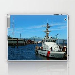 US Coast Guard On Columbia River Laptop & iPad Skin