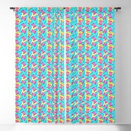 Memphis Sewing - Brights Blackout Curtain
