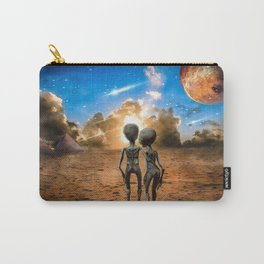 Alien Love Carry-All Pouch