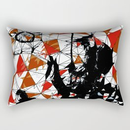 Don Quijote de la Mancha Rectangular Pillow