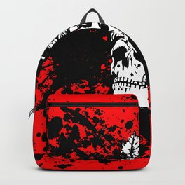 Skulking Skull King Backpack