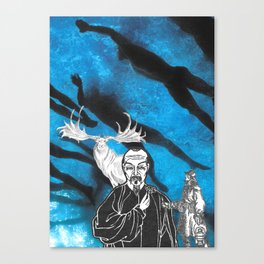 Mortality Canvas Print