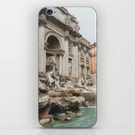 October's Trevi iPhone Skin