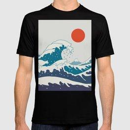 Cat Landscape 34 T-shirt