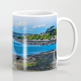 Falmouth Harbour from Trefusis Point Coffee Mug