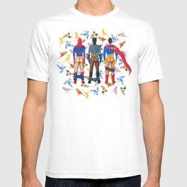 Super Hero BUTTs | It's a bird, it's a plane, it's... a booty T-shirt