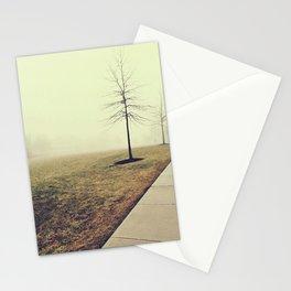 Bereft Fog Stationery Cards