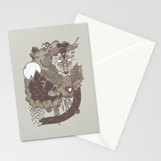 Leader of the Pack Stationery Cards