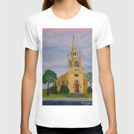 Episcopal Church, Holly Springs, MS T-shirt