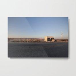 Donald Judd, Marfa TX Metal Print