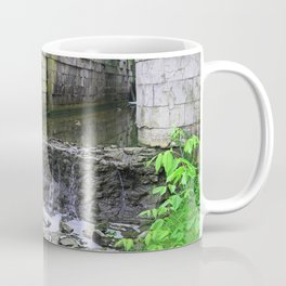 Greeting the Past Coffee Mug