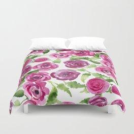 Brittarose Roses Duvet Cover