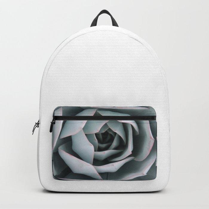 Serene Succulent Rucksack