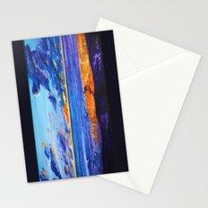 September sunset Stationery Cards