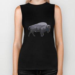 The American Bison Biker Tank