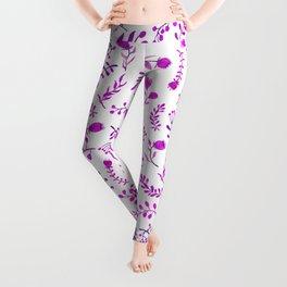 Sweet Dreams - Purple Pink Leggings