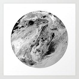 Blackhole Galaxy 2 Art Print