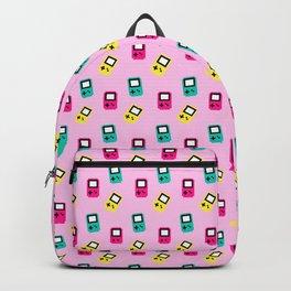 Game boy colors rain Backpack