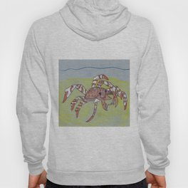 Spider Crab Hoody