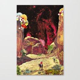 Kong Island Canvas Print
