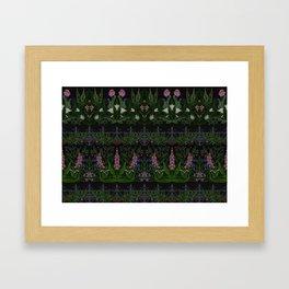 The Poison Garden - Gallimaufrey Framed Art Print