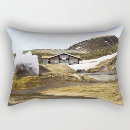 Ísland 1 Rectangular Pillow
