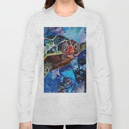 Sea Turtle Long Sleeve T-shirt