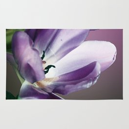 Violett Tulips Rug