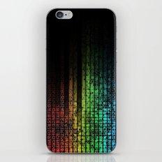 Musaic Equalizer iPhone & iPod Skin