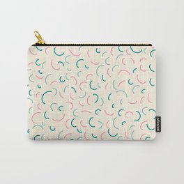 Sweet Abstract Pattern 1 Carry-All Pouch