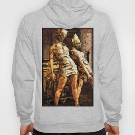 Deadly Duo Silent Hill Nurses Hoody