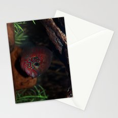 Jewel Cichlid- Red fish Stationery Cards