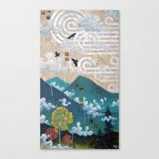 Equinox Canvas Print