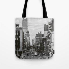Highline View II Tote Bag