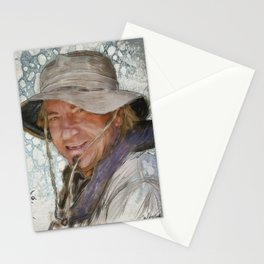 Joe Walsh, musician Stationery Cards