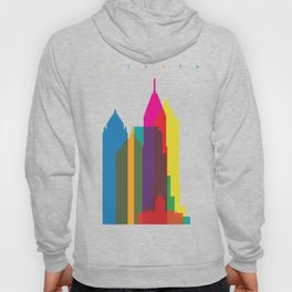 Shapes of Atlanta. Accurate to scale Hoody