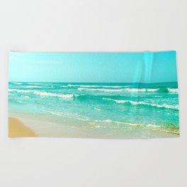 Vintage summer Beach Towel