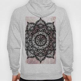 Dreamer Mandala Black Hoody