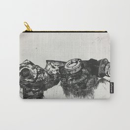 Paint Tube Etching Carry-All Pouch