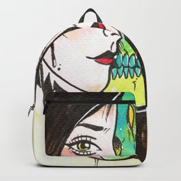 the hell inside my head Backpack