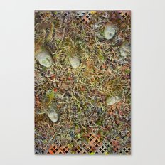 Alien Collective Canvas Print