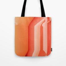 Glitch Rose Tote Bag