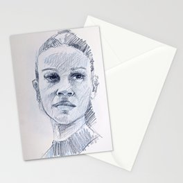 Nyota Uhura Stationery Cards