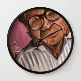 Chespirito Wall Clock